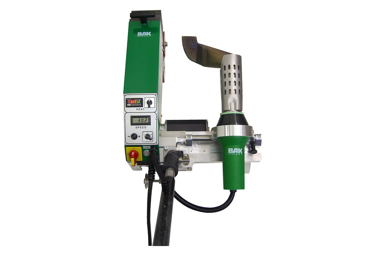 LARON - Maşină automată pentru termosudarea membranelor de hidroizolaţie