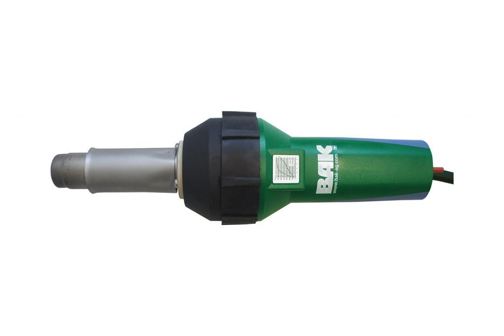 RION - Aparat manual pentru termosudare plastic cu aer cald