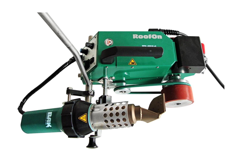 ROOFON - Maşină automată pentru termosudarea membranelor de hidroizolaţie